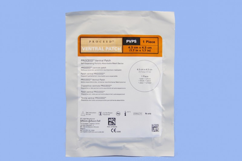 PROCEED Surgical Mesh - Ethicon Inc