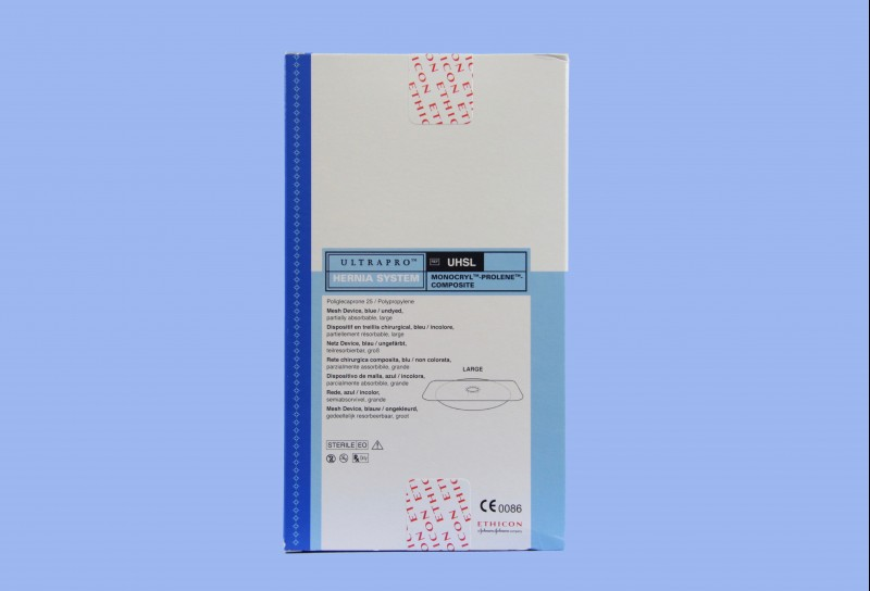 Ethicon Mesh Uhsl Ethicon Ultrapro Hernia System Mesh