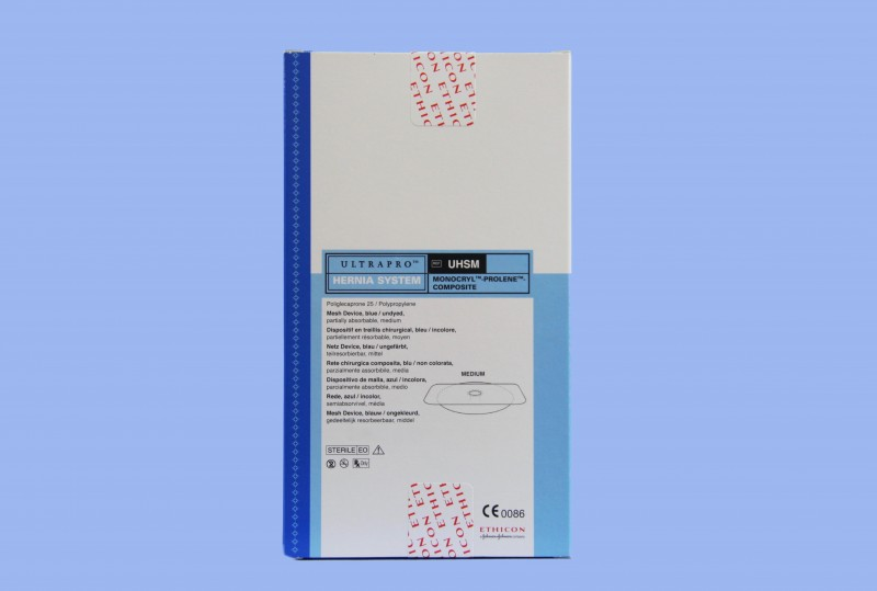 Ethicon Mesh Uhsm Ethicon Ultrapro Hernia System Mesh